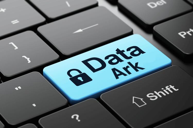 Data Ark Button